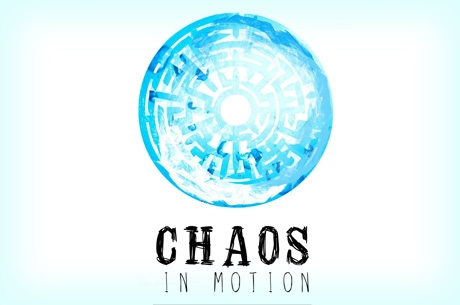 Chaos in Motion - Live performance di musica, visual and reading